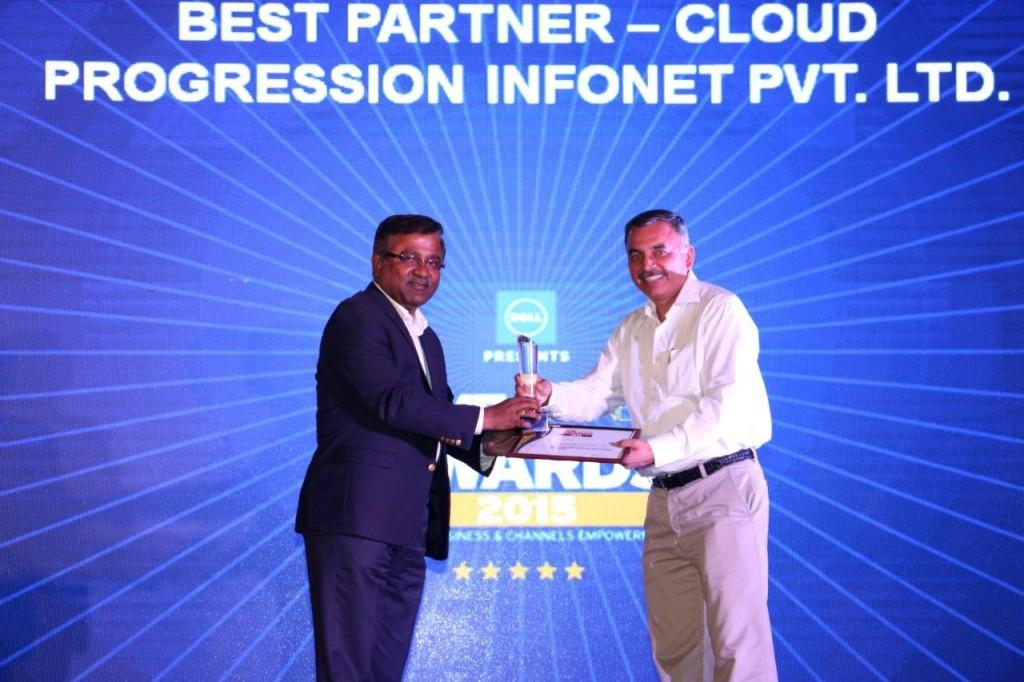 Best Partner Award for Cloud Solutions