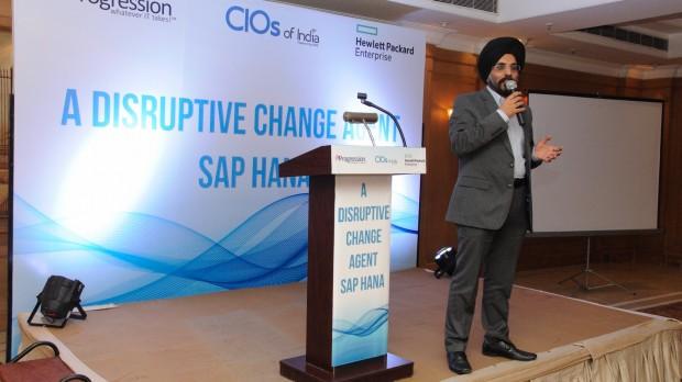 A Disruptive Change Agent SAP HANA