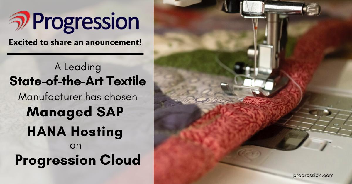 Progression Client Textile Terry