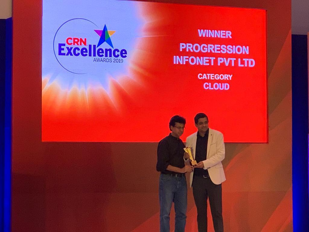 CRN Excellence Awards 2019 Progression